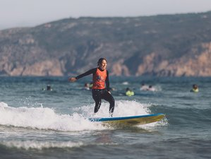 8 Days Stay and Surf Camp Lisbon Area, Portugal