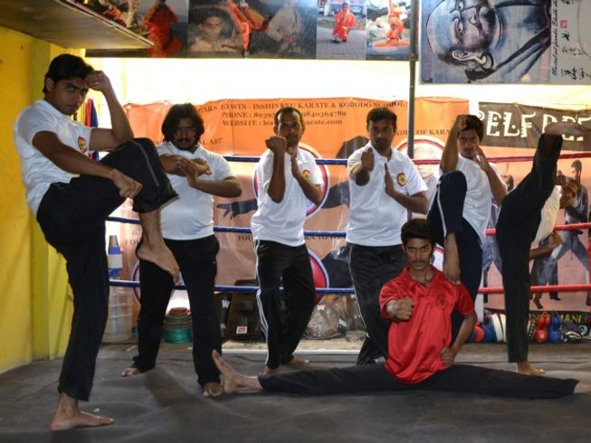 Learn one month Freestyle martialart in chennai