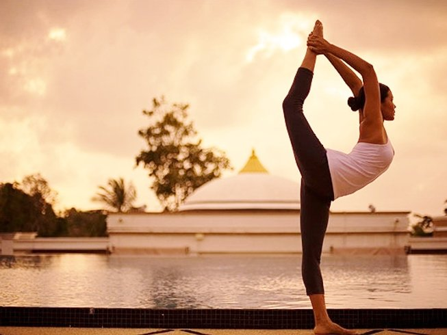 8 Days Healthy Yoga Holiday in Koh Phangan, Thailand