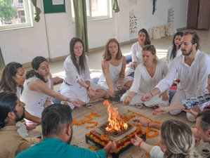 24 Day 200-Hour Ayurveda Yoga Teacher Training Course in Rishikesh