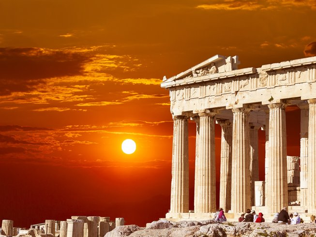 9 Days Wellbeing Cruise and Yoga Retreat in Greece
