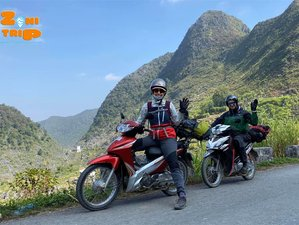8 Day Northeast Guided Motorcycle Tour Vietnam