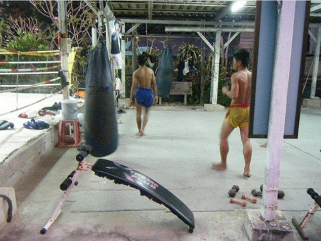 1 Month of Muay Thai in Ubon Ratchathani, Thailand
