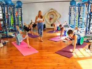 2 Days 20-Hour Wheel Yoga Teacher Training in Saint Julian's, Malta