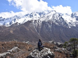 10 Day Langtang Valley Trekking with Yoga Holiday in Nepal