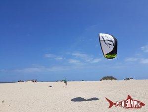 8 Days Beginner and Intermediate Kite Surf Camp in Corralejo, Spain