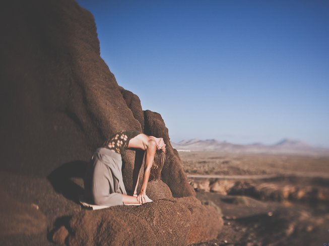 8-Daagse Oceaan Ontsnapping Yoga Vakantie in Fuerteventura, Spanje