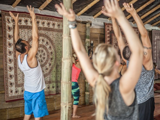8 Days Life Changing Yoga Retreat Ecuador