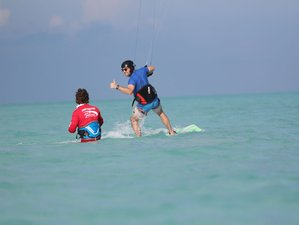 6 Day Independent Private Kiteboarder Camp in Grace Bay, Providenciales