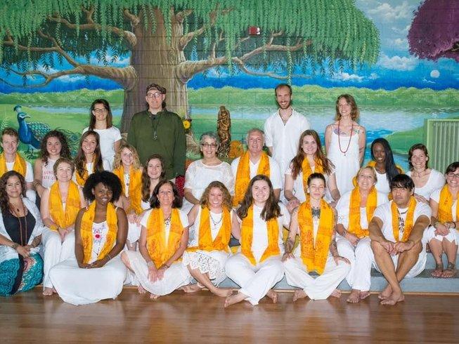 25 Days 200-Hour Spiritual Meditation and  Yoga Teacher Training in Pennsylvania, USA