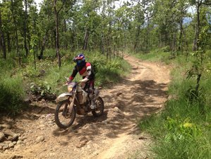 8 Day Cardamoms Extreme Enduro Guided Motorbike Tour Cambodia