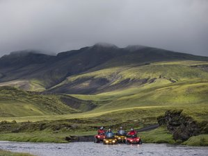 2 Day Guided ATV Adventure Tour in Iceland