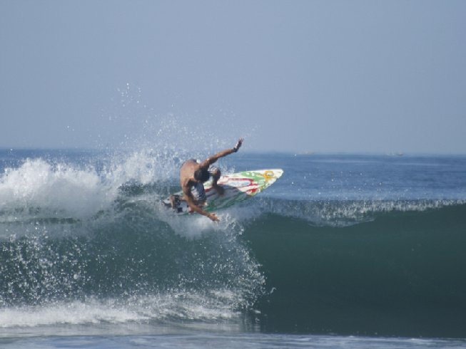 7 Days Surf Camp in La Libertad, El Salvador