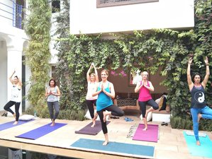 4 Days Yoga and Wellbeing Weekend Retreat in Morocco