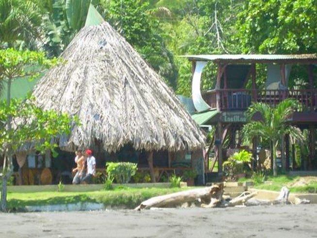8 Days Sustainable Living, Costa Rica Yoga Surf Retreat