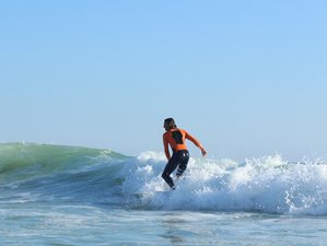 7 Days Exotic Surf, Meditation and Yoga Retreat Spain