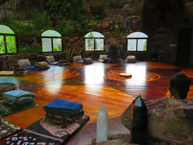 8 Days Activate the Inner Goddess Yoga Retreat in Peru