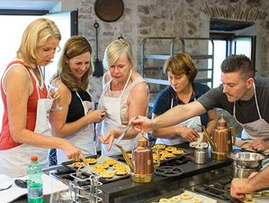 7 Day A Taste of La Dolce Vita Cooking Classes and Culinary Vacation in Lazio, Castro dei Volsci