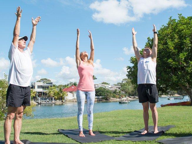 6 jours en retraite de yoga, méditation et bien-être holistique en Nouvelle-Galles du Sud, Australie