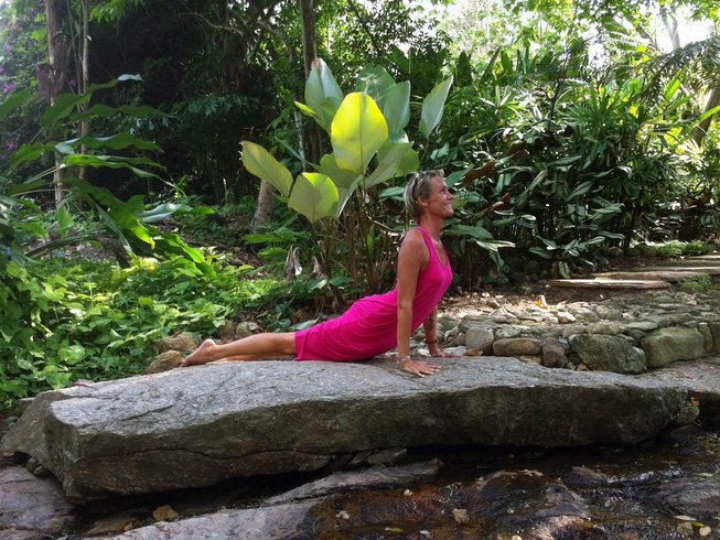 4 Days New Year Yoga Retreat Cambodia