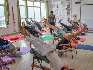 24 Day 200-Hour Multi-Style Hatha, Ashtanga, and Vinyasa Yoga Teacher Training in Rishikesh