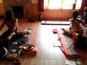 11 Days Conscious Touch Body Work Massage Training and Yoga in Goa, India