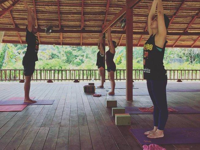 7-Daagse Holistische Yoga Retraite voor Kanker en Chronische ziekte in Phuket, Thailand