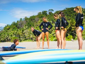 6 Days Memorable Surf Camp in Santa Teresa, Costa Rica