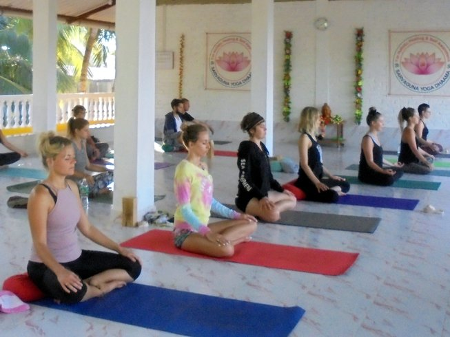 13 Days 100 hr  Meditation Teacher Training in Goa