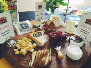 3 Days Cheese and Wine Tours Canada