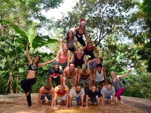 3 Days AcroYoga Intensive in Ometepe Island, Nicaragua