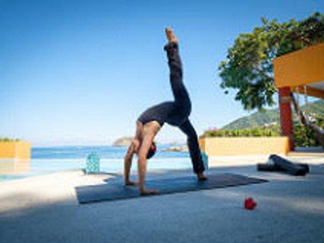 24 días profesorado avanzado de 500 horas de yoga en Puerto Vallarta, México