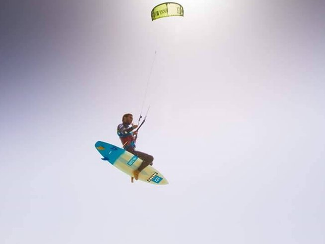 7 Days Kitesurfing, SUP, and Surf Camp in Cascais, Portugal