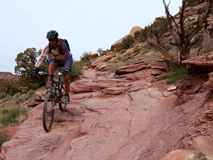 5 Days Kokopelli Trail Mountain Bike Tour in Colorado, USA