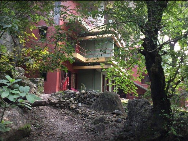 8 Days Historic Tour, Meditation, and Yoga Retreat Rishikesh, India