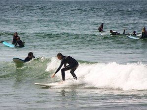 6 Days Intermediate and Advanced Surf Camp in Tamraght, Morocco