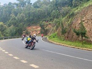 10 Day Safari and Guided Motorcycle Tour in Rwanda