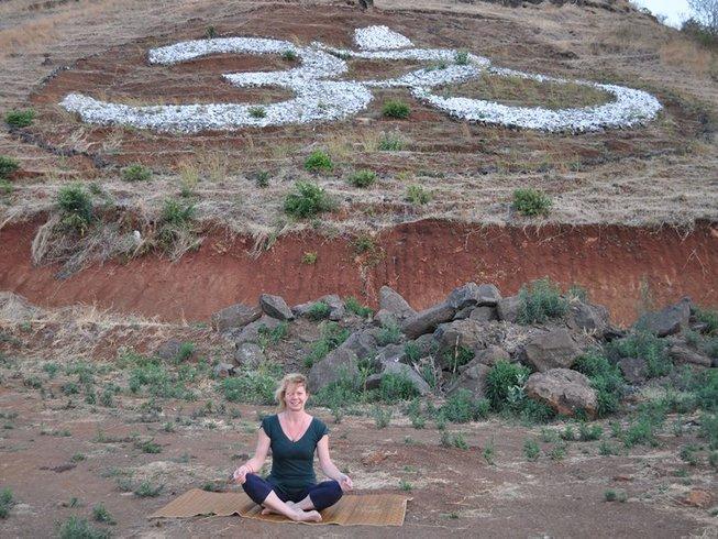 3 jours en stage de yoga et pleine conscience dans le district de Peak, Grande-Bretagne