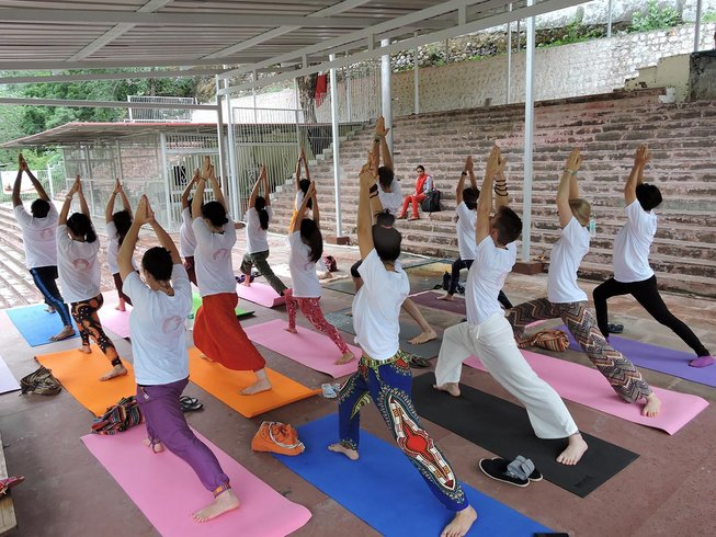28-Daagse 200-urige Yoga Docententraining in India