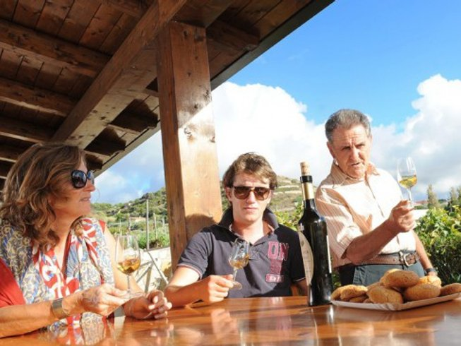 7 Days Wine and Food Tour in Sardinia, Italy