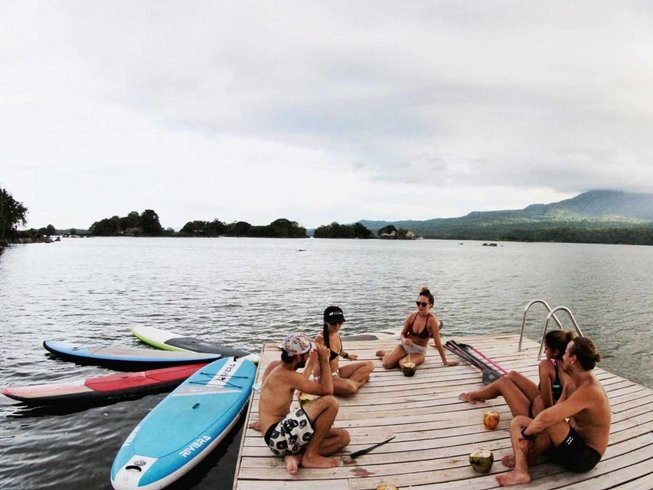 10 jours en stage de surf et de yoga au Nicaragua