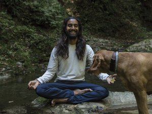 28 Day Divine Ganga Meditation and Yoga Retreat in Rishikesh