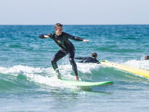 8 Days Beginner Surfing Camp Agadir, Morocco