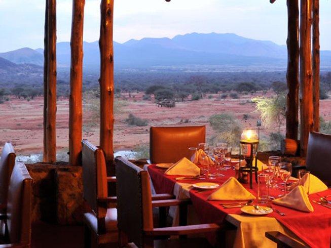 3 Days Guided Wildlife Kenya Safari