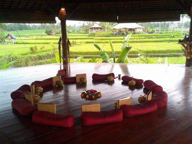 8 Days 75-Hour Self-Expression Yoga Teacher Training in Bali, Indonesia