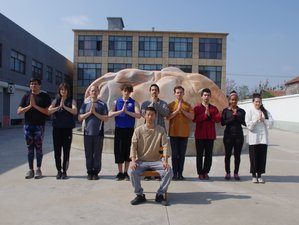 1 Month Shaolin Kung Fu and Wushu Training in Tengzhou, China