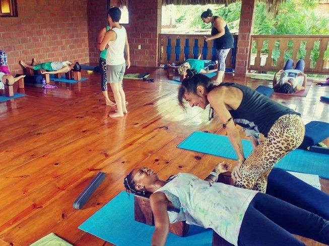 6 días retiro de yoga Restaurativo en Oaxaca, México