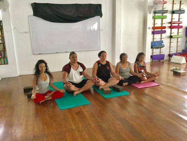 4-Daagse Pilates, Meditaite en Yoga Retraite in Koh Samui, Thailand