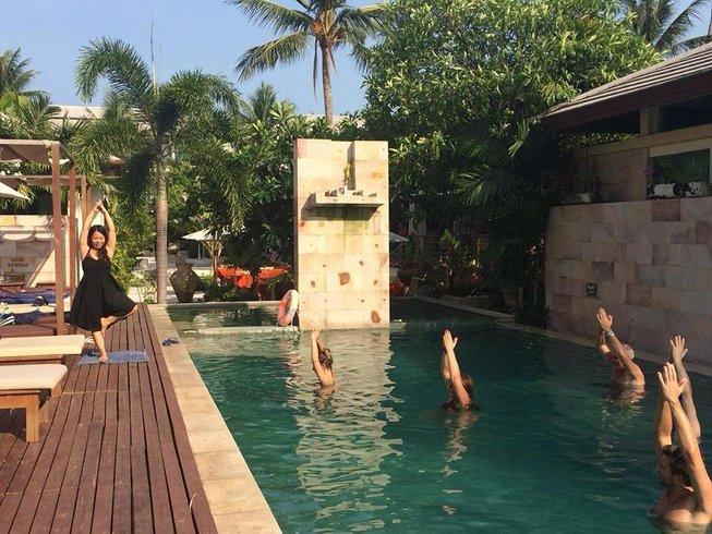 15 Days Vitality Juice Detox and Yoga Retreat in Koh Samui, Thailand