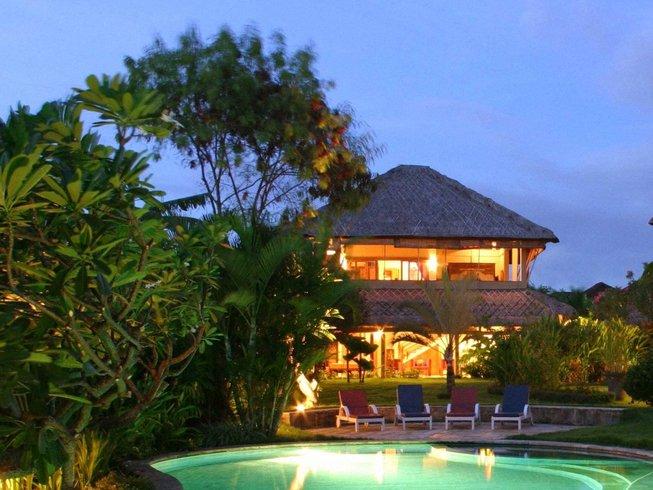 7 Days Spiritual Yoga Retreat in Bali, Indonesia